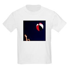 Play (Beach) Ball! Kids T-Shirt