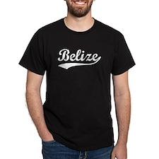 Vintage Belize (Silver) T-Shirt