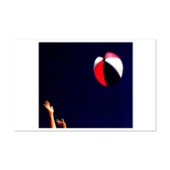 Play (Beach) Ball! Posters