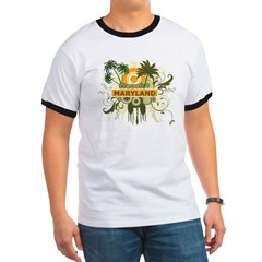 Palm Tree Maryland T