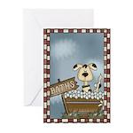 Dog Wash Greeting Cards (Pk of 10)