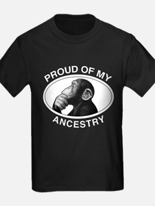 Proud of my Ancestry Chimp T