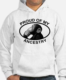 Proud of my Ancestry Chimp Hoodie