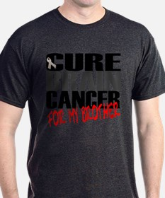 Cure Brain Cancer -- For My Brother T-Shirt
