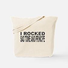 I Rocked Sao Tome and Principe Tote Bag