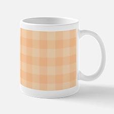 Pastel Melon Tartan Pattern Mug