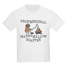 Professional Marshmallow Roaster T-Shirt
