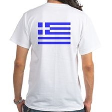 Flag of Greece 3 Shirt