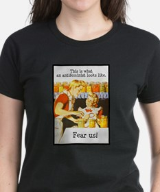 This is what an antifeminist Tee