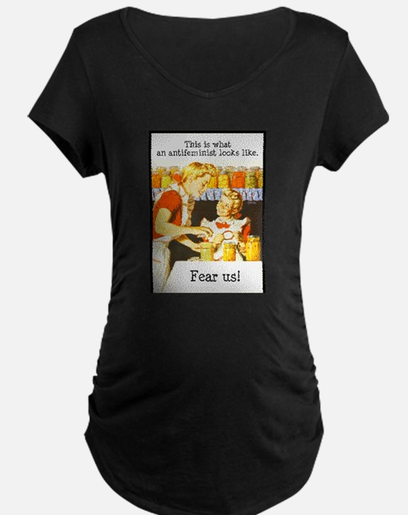 This is what an antifeminist T-Shirt