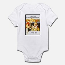 This is what an antifeminist Infant Bodysuit