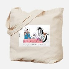 The Grapes of Laugh Tote Bag