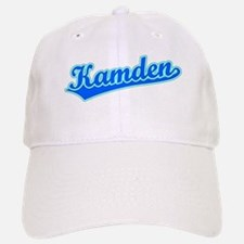 Retro Kamden (Blue) Baseball Baseball Cap