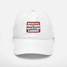 Mountain Cur LICKER Baseball Baseball Cap