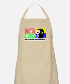 Rock Star Obama 08 BBQ Apron