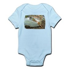 Pelican Fin Infant Bodysuit