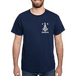 Free & Accepted Mason Dark T-Shirt