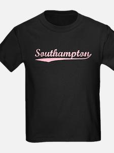 Vintage Southampton (Pink) T