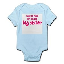 Little Big Sister Infant Bodysuit