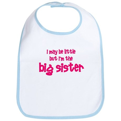 Little Big Sister Bib