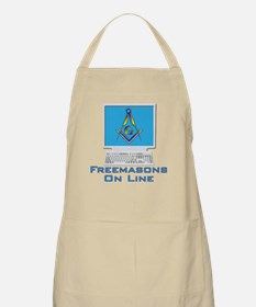 Wired Masons BBQ Apron