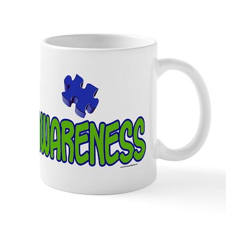 Autism Awareness 1.1 Mug