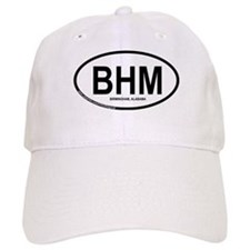 Birmingham Oval Cap