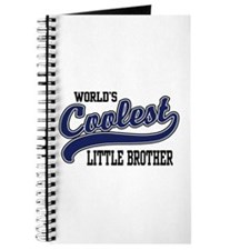 World's Coolest Little Brother Journal