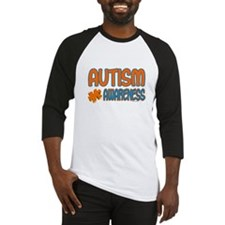 Autism Awareness 1.3 Baseball Jersey