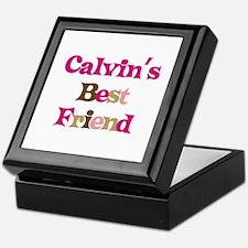 Calvin's Best Friend Keepsake Box
