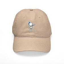 Flute - Annie Lorelei Baseball Cap