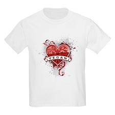 Heart Vegan T-Shirt