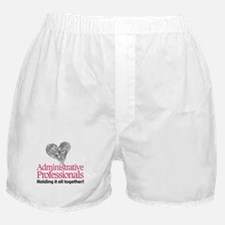Administrative Professionals- Boxer Shorts