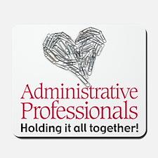 Administrative Professionals- Mousepad