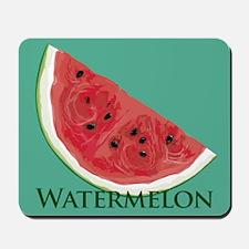 Watermelon Slice Mousepad