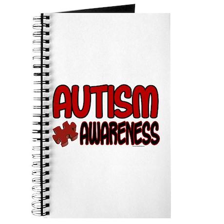 Autism Awareness 1.6 Journal