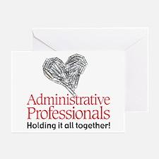 Administrative Professionals- Greeting Cards (Pk o