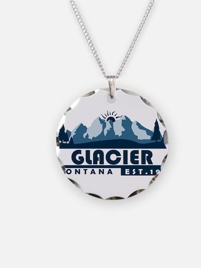 Glacier - Montana Necklace