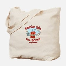 AI THE BOMB Tote Bag