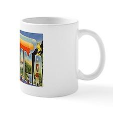 Alabama Postcard Mug