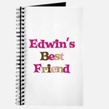 Edwin's Best Friend Journal
