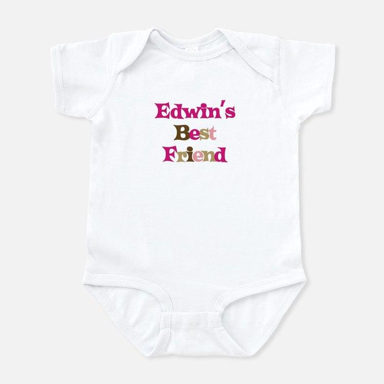 Edwin's Best Friend Infant Bodysuit