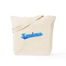 Retro Kaydence (Blue) Tote Bag