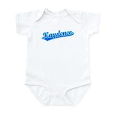 Retro Kaydence (Blue) Infant Bodysuit