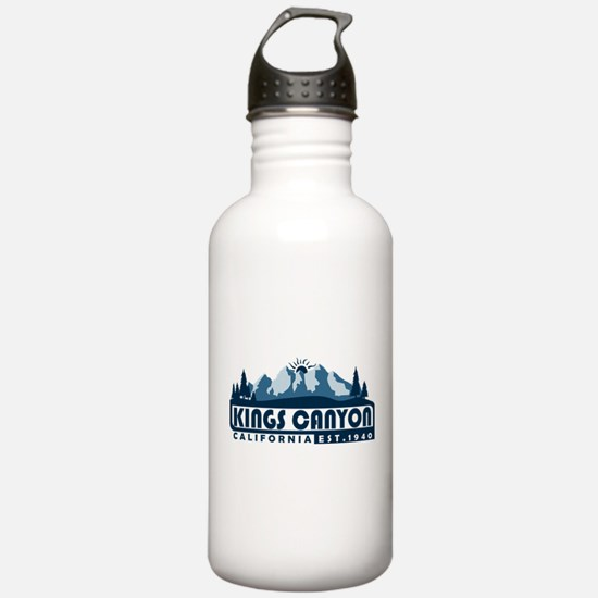 Kings Canyon - Califor Water Bottle