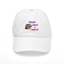Declan Needs a Timeout Baseball Cap