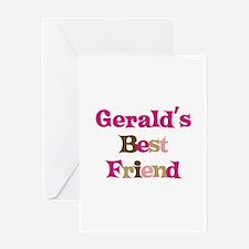 Gerald's Best Friend Greeting Card
