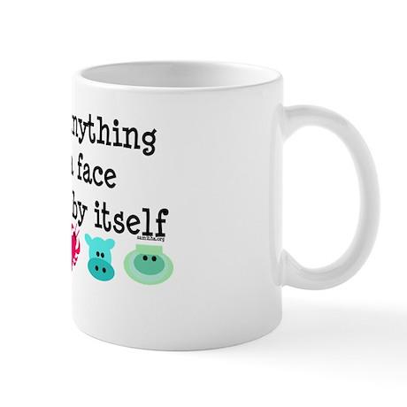 Won't Eat Mug