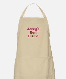 Jerry's Best Friend BBQ Apron