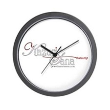 Official kazuriSana Wall Clock